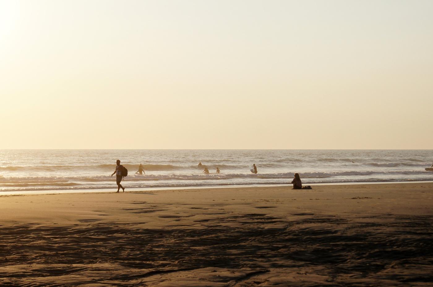 Les surfers et l'esprit feel good