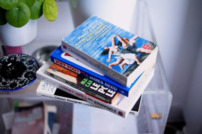 8 livres qui m'ont changé: découvrez la liste